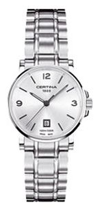 Wrist watch Certina C017.210.11.037.00 for women - picture, photo, image