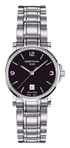 Wrist watch Certina C017.210.11.057.00 for women - picture, photo, image