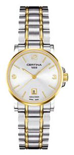 Wrist watch Certina C017.210.22.037.00 for women - picture, photo, image