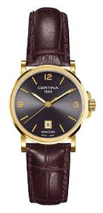 Wrist watch Certina C017.210.36.087.00 for women - picture, photo, image