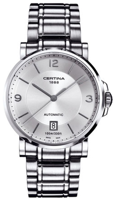 Wrist watch Certina C017.407.11.037.00 for Men - picture, photo, image