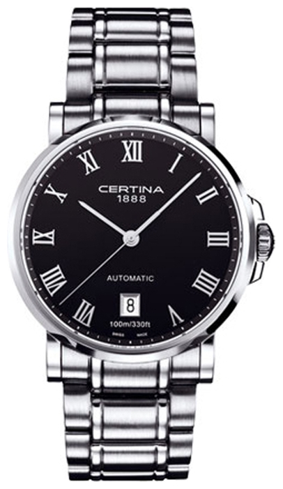 Wrist watch Certina C017.407.11.053.00 for Men - picture, photo, image