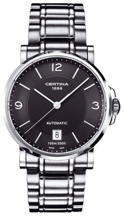 Wrist watch Certina C017.407.11.057.00 for Men - picture, photo, image