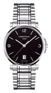 Wrist watch Certina C017.410.11.057.00 for Men - picture, photo, image
