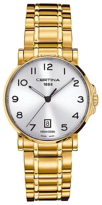 Wrist watch Certina C017.410.33.032.00 for Men - picture, photo, image
