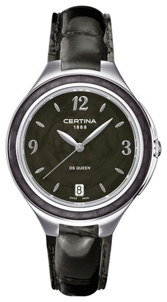Wrist watch Certina C018.210.16.057.00 for women - picture, photo, image