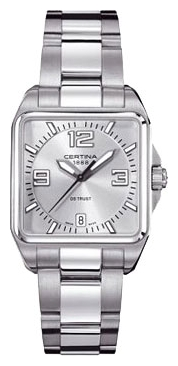 Wrist watch Certina C019.510.11.037.00 for Men - picture, photo, image