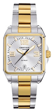 Wrist watch Certina C019.510.22.037.00 for Men - picture, photo, image