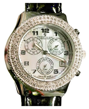Wrist watch Christian Jacques IG8058 for women - picture, photo, image