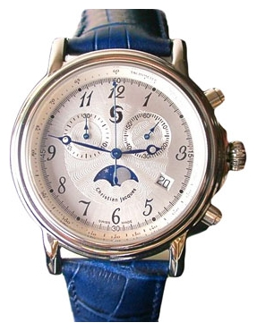 Wrist watch Christian Jacques MG8072 for Men - picture, photo, image