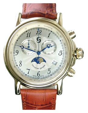 Wrist watch Christian Jacques MG8073 for Men - picture, photo, image