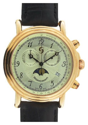 Wrist watch Christian Jacques MG8075 for Men - picture, photo, image