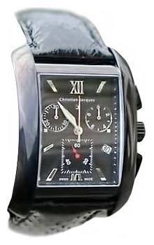 Wrist watch Christian Jacques SI8504 for Men - picture, photo, image