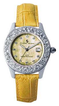 Wrist watch Christian Jacques ST5056 for women - picture, photo, image