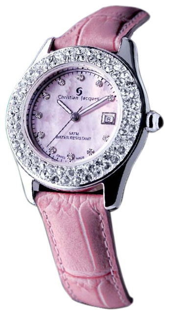 Wrist watch Christian Jacques ST5058 for women - picture, photo, image