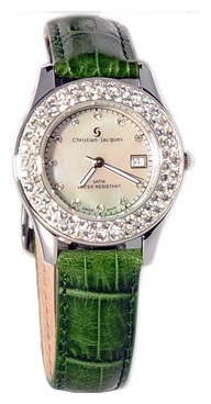 Wrist watch Christian Jacques ST5060 for women - picture, photo, image