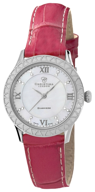 Wrist watch Christina London 134SWPINK for women - picture, photo, image