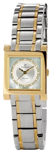 Wrist watch Christina London 137BW for women - picture, photo, image