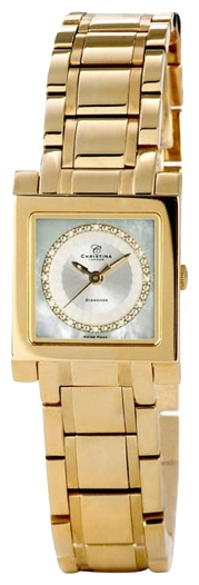 Wrist watch Christina London 137GW for women - picture, photo, image