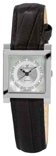 Wrist watch Christina London 137SWBL for women - picture, photo, image