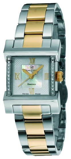 Wrist watch Christina London 142BW for women - picture, photo, image