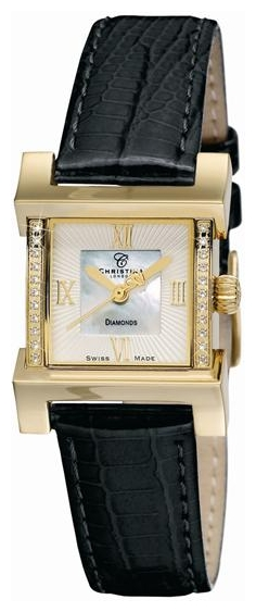 Wrist watch Christina London 142GWBL for women - picture, photo, image