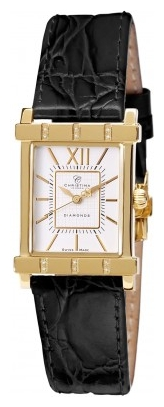 Wrist watch Christina London 143GWBL for women - picture, photo, image