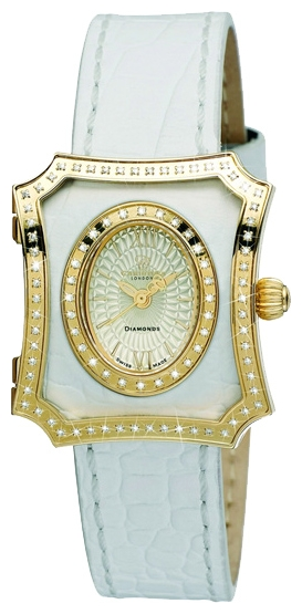 Wrist watch Christina London 145-2GWW for women - picture, photo, image