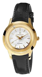 Wrist watch Christina London 146GWBL for women - picture, photo, image