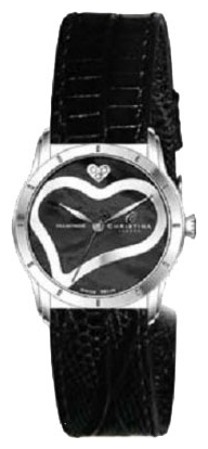 Wrist watch Christina London 147SBLBL for women - picture, photo, image