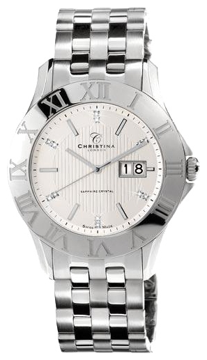 Wrist watch Christina London 514SW for Men - picture, photo, image