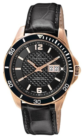 Wrist watch Christina London 515RBLBL for Men - picture, photo, image