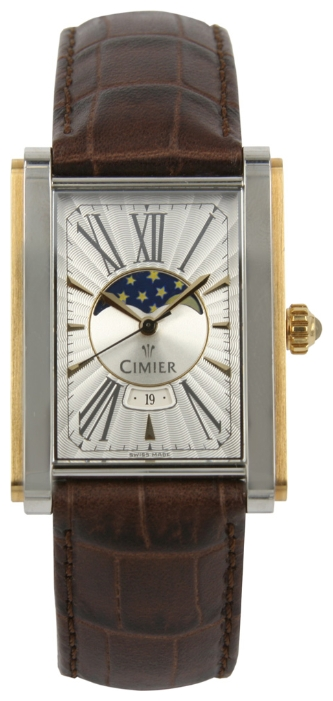 Wrist watch Cimier 1704-SY031 for Men - picture, photo, image