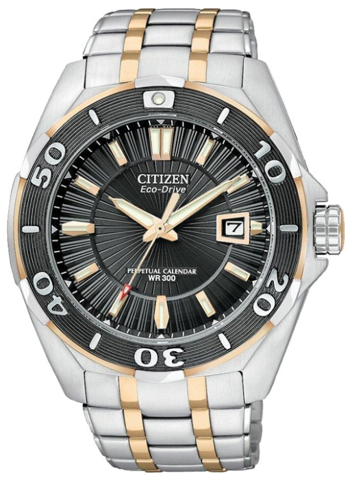 citizen watch how to find model number