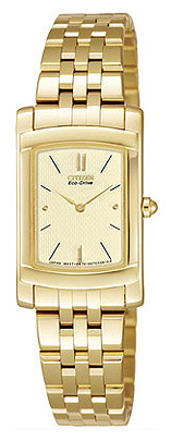 Wrist watch Citizen EG3133-51P for women - picture, photo, image