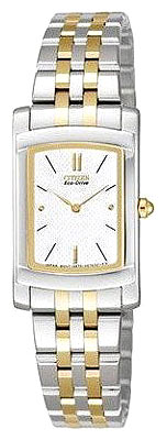 Wrist watch Citizen EG3135-55A for women - picture, photo, image