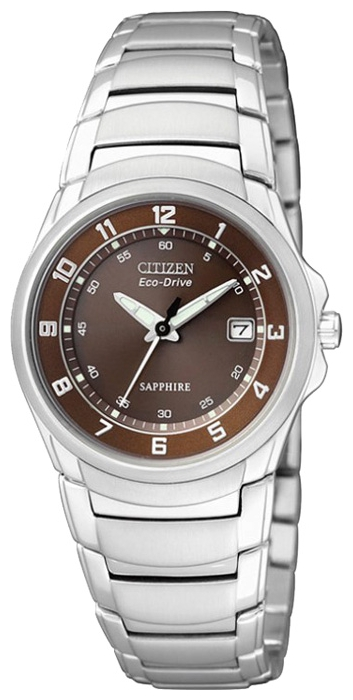 Wrist watch Citizen EW1366-50W for women - picture, photo, image