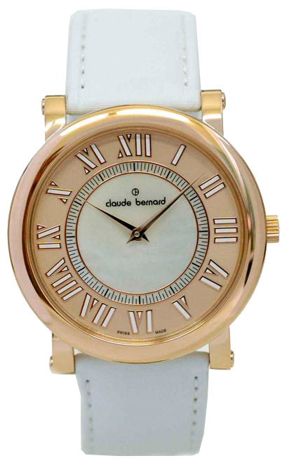 Wrist watch Claude Bernard 20065-37RSRR for women - picture, photo, image