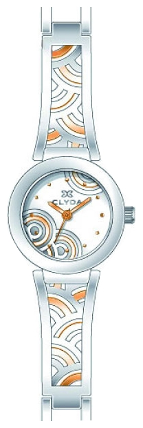 Wrist watch Clyda CLA0508BAPW for women - picture, photo, image