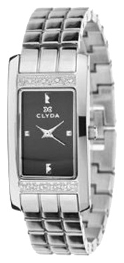 Wrist watch Clyda CLD0434GNIX for women - picture, photo, image