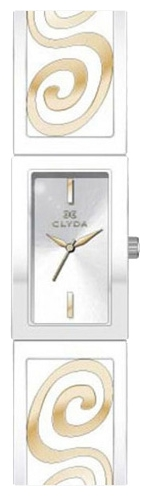 Wrist watch Clyda CLD0450BBIW for women - picture, photo, image
