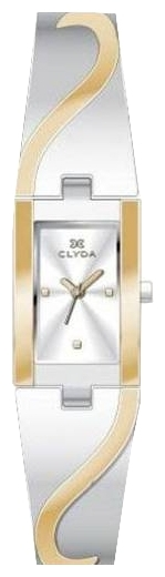 Wrist watch Clyda CLD0451BBPW for women - picture, photo, image