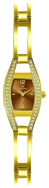 Wrist watch Clyda CLG0091HMBX for women - picture, photo, image