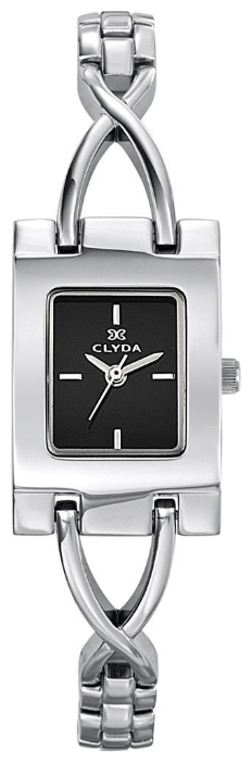 Wrist watch Clyda CLG0094PTIW for women - picture, photo, image