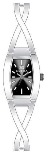 Wrist watch Clyda CLG0094RNIW for women - picture, photo, image
