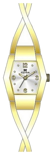 Wrist watch Clyda CLG0095PTIW for women - picture, photo, image