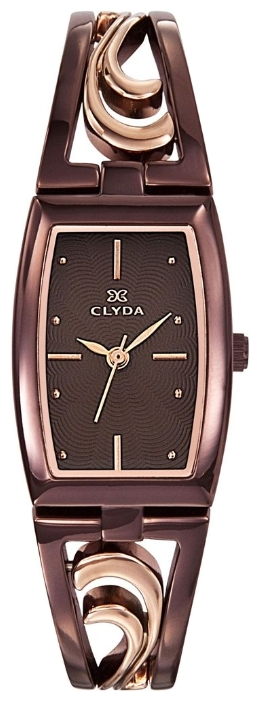 Wrist watch Clyda CLG0101JMIW for women - picture, photo, image