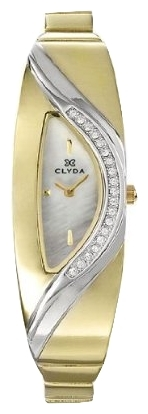 Wrist watch Clyda CLH0037BUIW for women - picture, photo, image