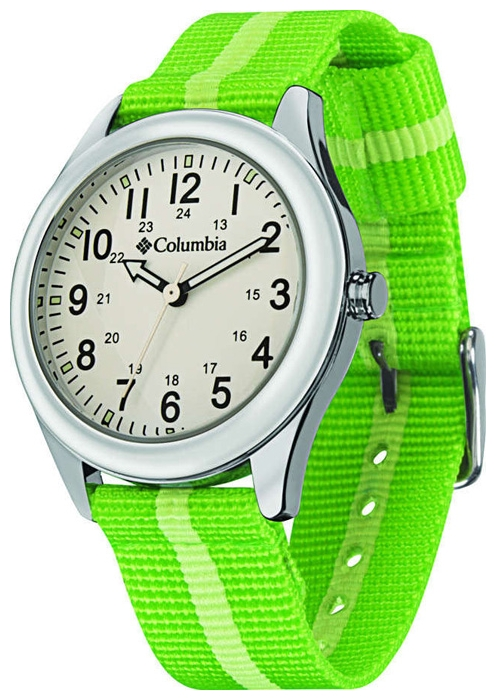 Wrist unisex watch Columbia CA016-340 - picture, photo, image