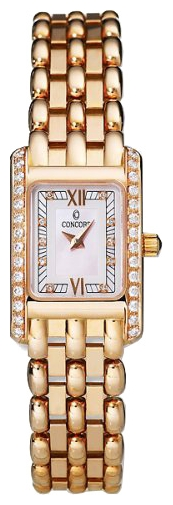 Wrist watch Concord 0308662 for women - picture, photo, image
